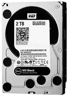 2TB Internal Desktop Hard Disk