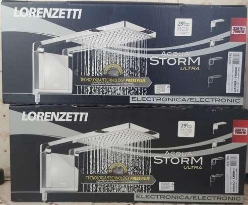 Lorenzetti Acqua Storm instant shower White image 3