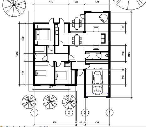 Residential house plan image 7