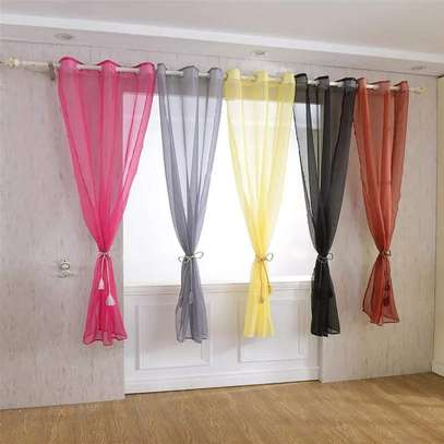 beautiful CURTAINS AND SHEERS BEST FOR YOUR  ROOM image 7