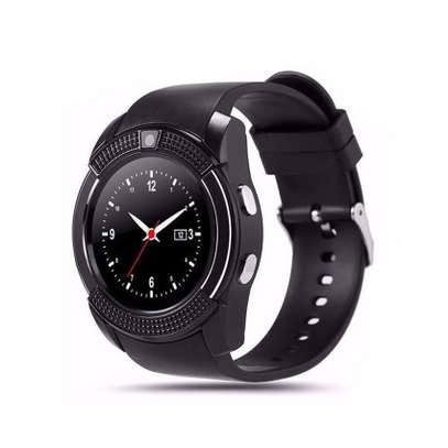 V8 Bluetooth Waterproof Smart Watch Phone Sport Watch Wristband SIM For Android image 2