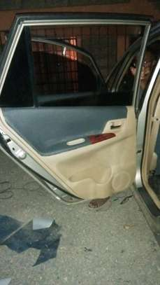 CAR DOOR PANEL WORK
