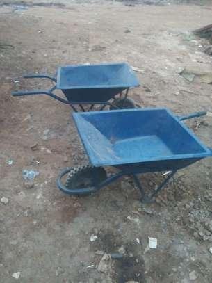 Affordable wheelbarrow image 3