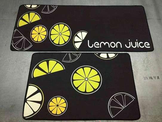 2 in 1 Kitchen long mat /bedside mat /corridor mat image 4