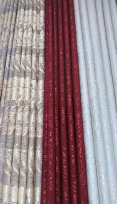 Curtains and high-quality curtain sheers image 1