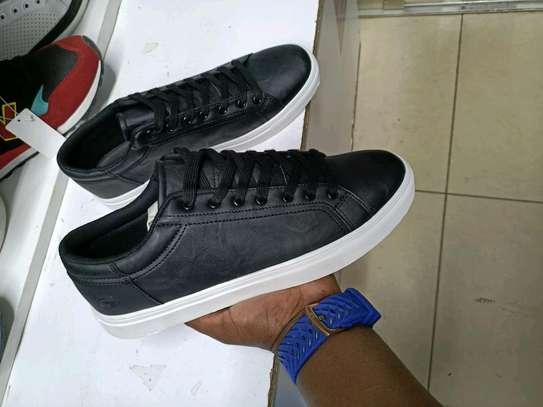 Black authentic unisex Sneakers image 1