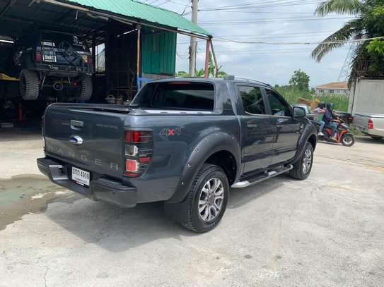 Ford Ranger 2.5 TD Double Cab XLT 4x4 image 4