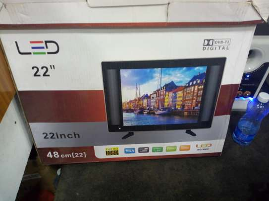 Brand New 22 Inch led Digital TV at 7500