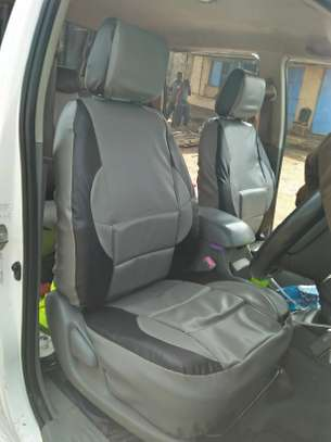 Wipeable car seat covers