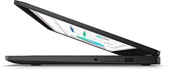 "Dell X2CGN Latitude E7470 14"" Business Ultrabook 14 Inch Full HD 1080p Touchschreen (Intel Core i5-6300U, 8GB 2133 MHz DDR4 RAM, 256GB SSD, Windows 10 Pro, Black image 3"