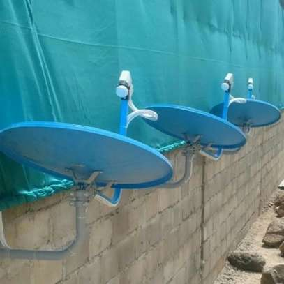 DStv, Zuku, TV Aerials, Bein Sports & Arabsat Installers