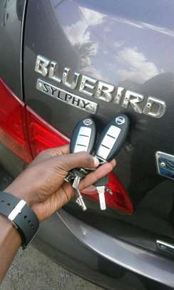 Nissan spare key programming