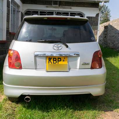 Toyota IST (Sport) 2005 Silver image 5