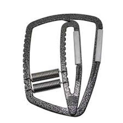 Adjust 45-500 lbs exerciser super vise heavy gripper strengthener image 1
