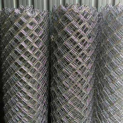 Chain Link Gauge 15 - 18m Long image 1