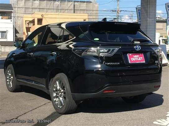 Toyota Harrier image 8