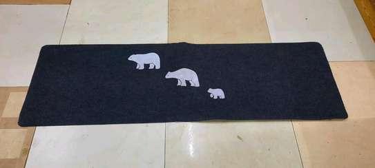 Long bedside mat/kitchen mat/corridor mat image 2