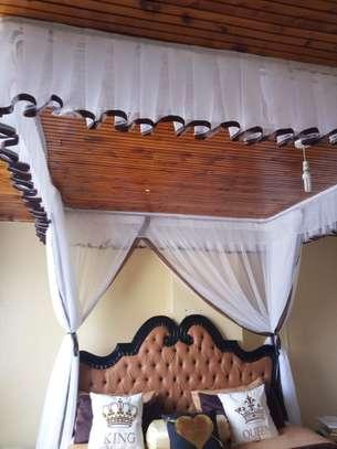 Rail Shears Mosquito Nets
