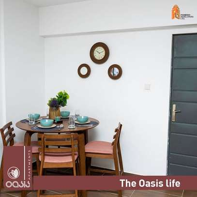 2 bedroom apartment for rent in Pangani image 8