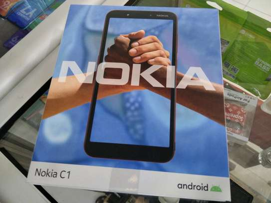 Nokia C1 brand new and sealed in a shop. image 1