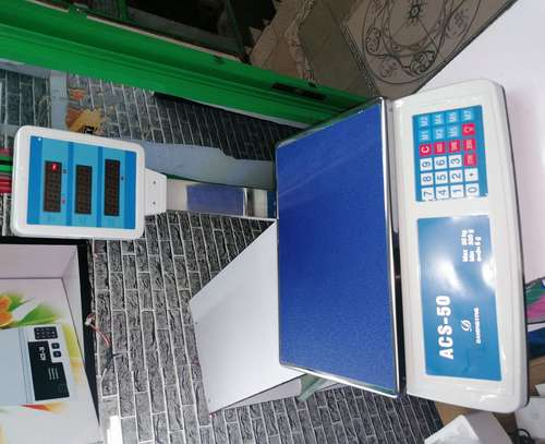 New Weighing Scale /Digital Weighing Scale image 1
