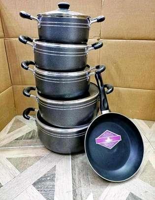 11pcs TC Cookware image 1