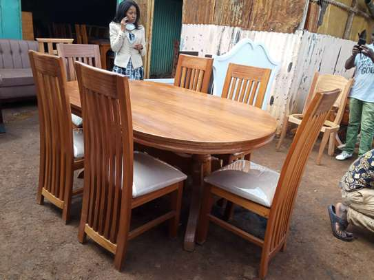 6 Seater Dinning set image 1