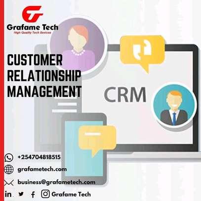 Proficient Customer Relationship Management software image 1