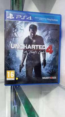 Ps  4 Uncharted 4:A Thief's End image 1
