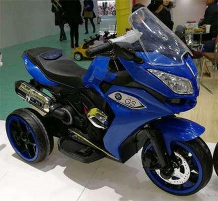 Battery powered bike image 1