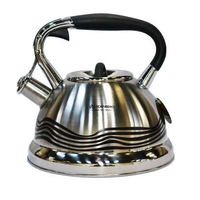 Whistling kettle image 2