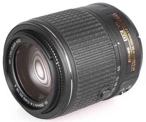 Nikon AF-S DX NIKKOR 55-200mm f/4-5.6G ED VR II Lens. Brand New Sealed