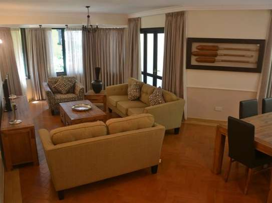Furnished 4 bedroom townhouse for rent in Spring Valley image 2