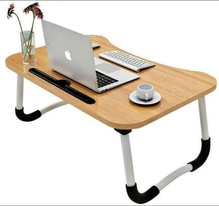 laptop stand + cooling fan +mouse pad image 1