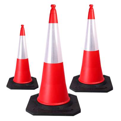 Road Safety Cones.