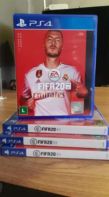 Playstation FIFA 20 GAME BRAND NEW image 1