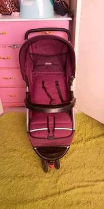 Baby stroller image 2
