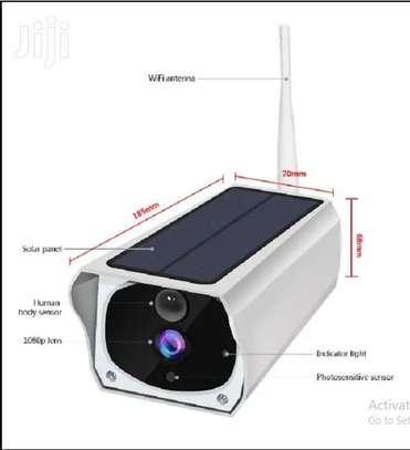 Solar Cctv Camera image 1