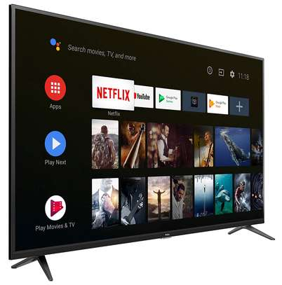 TCL 55inch smart 4k Android