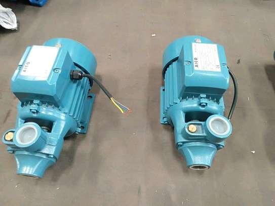 Electric booster pumps image 1