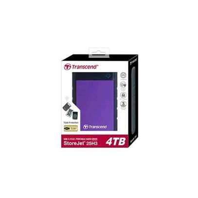 Transcend 4TB StoreJet 25H3 External Hard Drive image 3