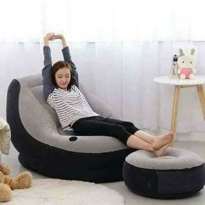 Intex Inflatable Single Seat Air Sofa image 3