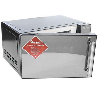 Ramtons 20 Liters Digital Microwave Glass Door – RM/458 image 1
