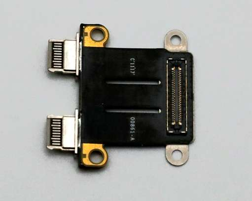 """New DC Power Jack I/O Board For MacBook Pro 13"""" 15 image 1"""