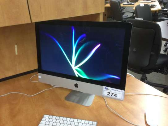 Apple iMac core 2 duo, 16GB RAM, 1TB HDD, Mac OSX, 1 year warranty. image 1