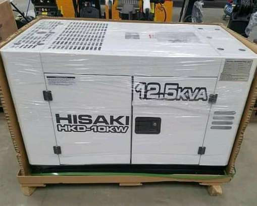 12kva brand new back up silent generators