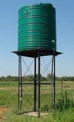Water Tank Stand image 1