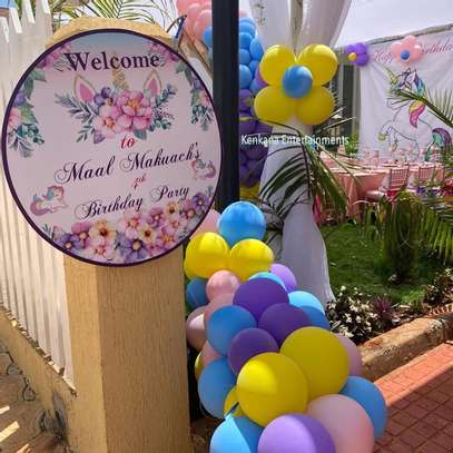 Themed birthday party image 7