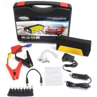 Portable Car Jumpstarters