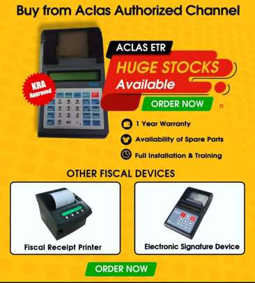 KRA APPROVED ETR MACHINES ON SALE image 1